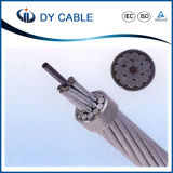 Blank Aluminiumverstärktes obenliegendes ACSR Kabel des leiter-Stahl