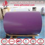 Bobine en acier galvanisée enduite d'une première couche de peinture principale PPGI de la Chine