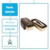 Het aangepaste Plastic Vaatwerk van de Doos van de Lunch van de Container van het Voedsel van de Producten van de Vorm van de Injectie Plastic