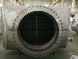 チタニウムのシェルおよび管の熱交換器、ASTM B337 Gr2のチタニウムの管を持つ熱交換器