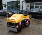 1000 кг мини-Гидравлический Вибрационный дорожный каток пресс для уплотнения почвы (FYL асфальта-890)