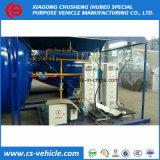 LPGのスキッドタンク、5000 Liter~50000リットル縦LPGの貯蔵タンク