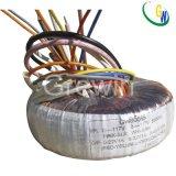 L'ONDULEUR transformateur toroïdal de base de cuivre pour l'équipement audio