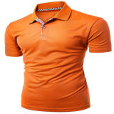 Impression en sublimation Polyester Dry Fit Polo Shirt