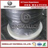 抵抗加熱ワイヤー、ニッケルクロムの合金、80%のニッケル20%のクロムのMuilti繊維0.574mmx1