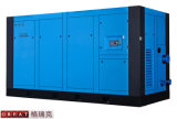 Compressor van de Schroef van het Gebruik van de metallurgie de Industriële Dubbele met de Koeler van het Water