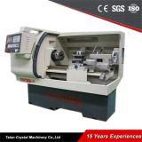 China-Metallschnitt-Werkzeugmaschinen kleine CNC-Drehbank Ck6136A-1