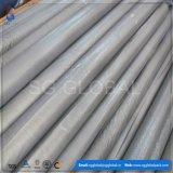 Bâche de protection blanche noire traitée aux UV de PE de vente chaude dans une Rolls