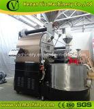 특별한 스테인리스 굽기 드럼을%s 가진 60kg/h 커피 콩 굽기 기계