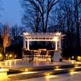 Vertieftes LED-Garten-Wand-Licht/Jobstepp-Licht