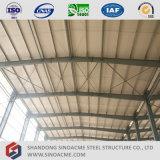 Sinoacme는 강철 구조물 창고 건물 제작을 조립식으로 만들었다