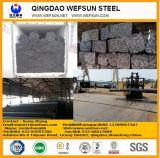Tubulação de aço redonda de construção de aço do carbono