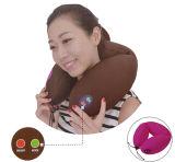Tres secciones que funcionan con batería almohada de masaje de cuerpo de la vibración