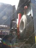 A7 de Vrachtwagen van de Stortplaats van de Kipwagen van de Kipper HOWO 6X4 met Motor 371HP
