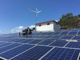 Haut niveau de sortie de l'efficacité de l'énergie du vent solaire hors système de grille pour l'île d'alimentation, ferme, etc.