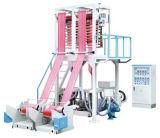 Máquina de sopro da película principal dupla (75kg/h output)