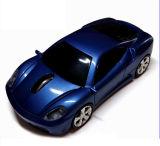 Piccolo mouse squisito della radio dell'automobile sportiva