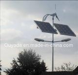 Système hybride solaire de vent