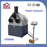 plieuse hydraulique de la Chine usine ronde (HRBM65)