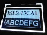 De zwart-wit LCD Module van de Vertoning met Witte Backlight