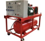 O hexafluoreto de enxofre (SF6) Recuperação e recupere o Design Carrinho de Serviço para os equipamentos de distribuição de energia