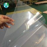 Het duidelijke Plastic Stijve Blad van pvc met PE Pealable Beschermende Film voor het Vouwen van Vakje