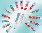 AluminiumplastikLami Gefäß-Einfüllstutzen genauer für Haut-Sahne-Schokolade