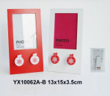 Металлическая пластинка знака стены рождества En71 ASTM стандартная деревянная