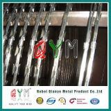 ステンレス鋼かみそりの有刺鉄線/電流を通されたかみそりの刃ワイヤー