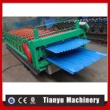 Haut de la vente fabricant machine à profiler double couche de toiture Antique Pries