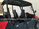 販売のためのEECおよびEPAの証明書との中国人の製造の高品質4X4wdの4シート600cc UTV