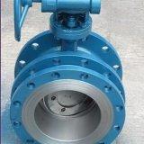 Válvula de borboleta D371h-16c do aço de molde (DN40~DN300)
