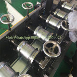 Rullo d'acciaio del portello dell'otturatore di colore che forma macchina