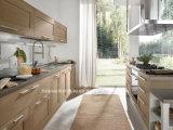 2018 популярным в Канаде на рынке древесины шпона кухонным шкафом мебель дизайн