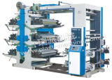 Machines d'impression de Flexo de 6 couleurs