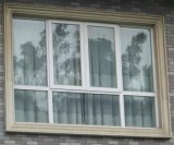방수 방음 또는 주거 집을%s 이중 유리를 끼우는 유리를 가진 PVC 슬라이딩 윈도우를 열 격리하십시오
