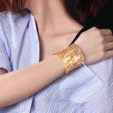 Neue angekommene hohle Funktionseigenschaft-übertriebene Schmucksache-Armbänder des Rosen-Armband-5.2mm