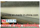 Borda do rolo de papel higiénico automática & pleno relevo a máquina