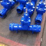Valvola messa molle resiliente Non-Aumentante dell'estremità della galleria dello zoccolo del gambo per il tubo del PVC