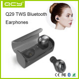 Mini zutreffende drahtlose StereoBluetooth Kopfhörer Q29 mit aufladenbank