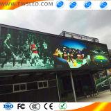 Ecran électronique à cristaux liquides en plein écran