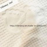熱い販売の100%年の綿のジャカード足跡のホテルの浴室のフィートタオル