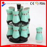 Großhandelsglasglas für Gewürz mit Zahnstange
