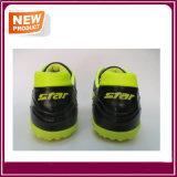 Fashion novo tênis futebol respirável