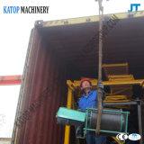 Grúa del modelo Tc7032 de la marca de fábrica de Katop para la maquinaria de construcción