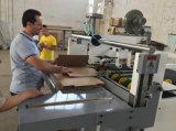 Máquina de colagem de caixa Semi-automático