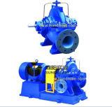 Horizontale Spalte-Fall-Pumpe, doppelte Saugpumpe, aufgeteilte Gehäuse-Pumpe