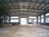 Hangar d'acier