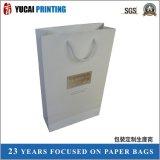 Super calidad Bolsa de compras en relieve de la bolsa de papel Kraft