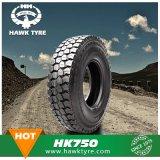 Superhawk Truck Tire, Drive Postion 11r22.5, 295 / 80r22.5 HK859, Igual a Aeolus Hn353